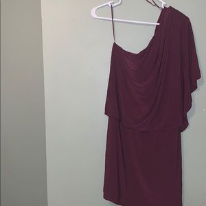 Jessica Simpson one shoulder dress